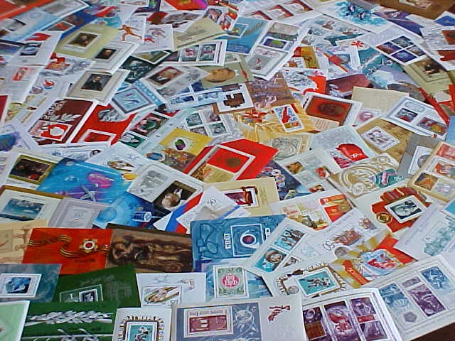 STAMP MIXTURES and Special Offers FOR COLLECTORS