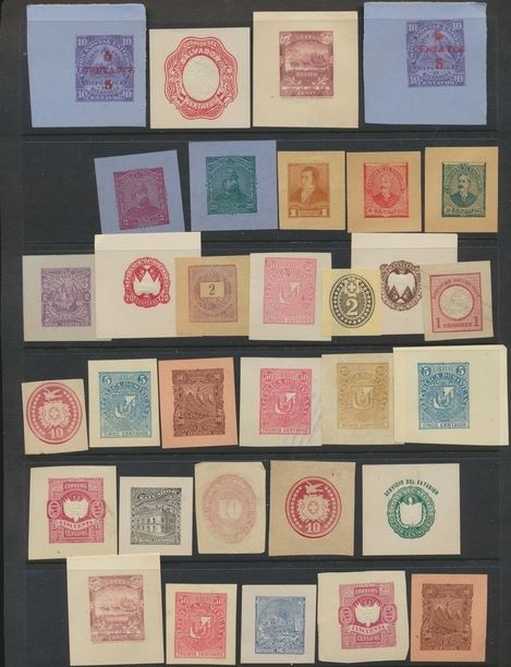 M71 United States AIRMAIL STAMPS OFF PAPER Stamp Mixture This Just Arrived And Is One That Very Seldom Offered We Have A Limited Supply